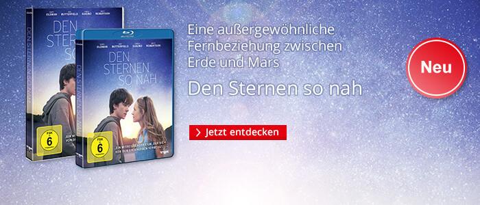 Den Sternen so nah - jetzt auf DVD & Blu-ray