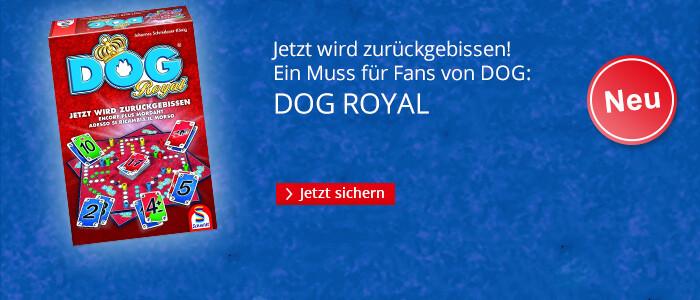 DOG Royal - ein Muss für Fans von DOG