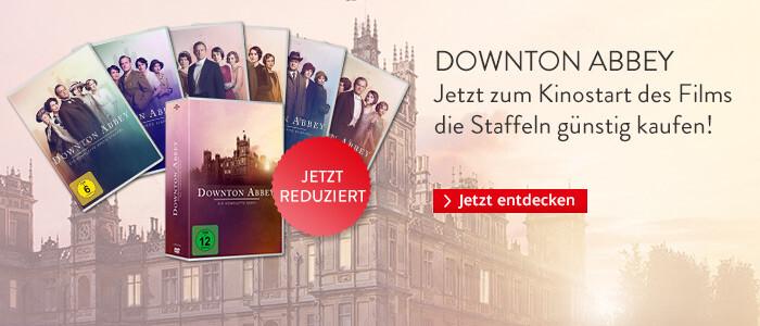 Downton Abbey - Die Staffeln jetzt günstiger!