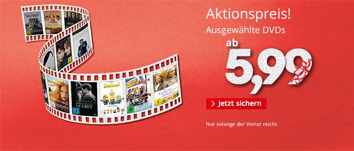 DVD-Aktionspreise