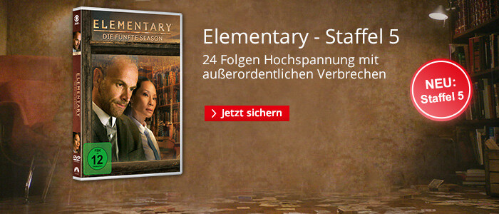 Elementary - Staffel 5