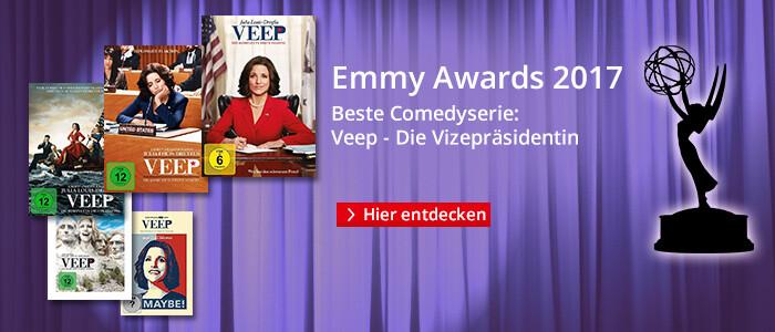 Emmy Award Gewinner Veep - Die Vizepräsidentin