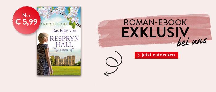 Exklusiv bei Hugendubel.de: Das Erbe von Respryn Hall von Anita Burgh