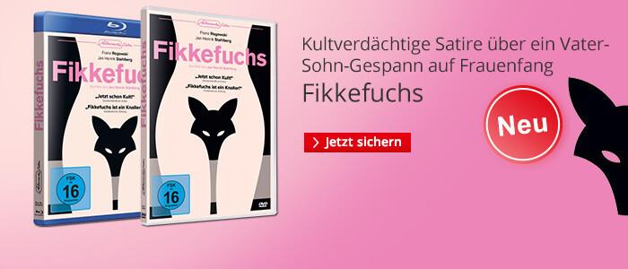 Fikkefuchs - jetzt auf DVD & Blu-ray