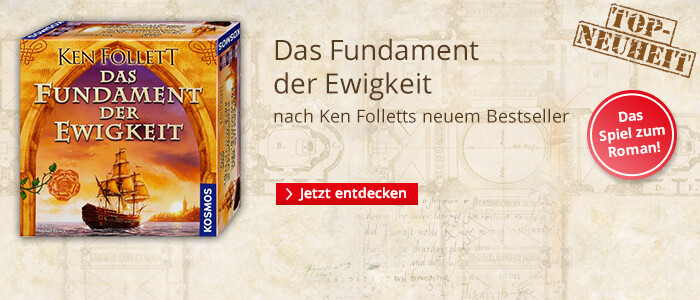 Fundament der Ewigkeit - Das Spiel zum Buch