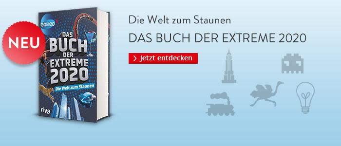 Galileo Buch der Extreme