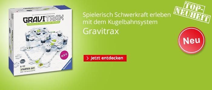 Gravitrax - Spielerisch Schwerkraft erleben