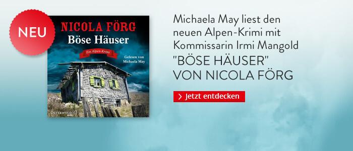 Böse Häuser von Nicola Förg bei Hugendubel