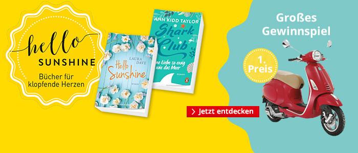Hello Sunshine: Bücher für klopfende Herzen