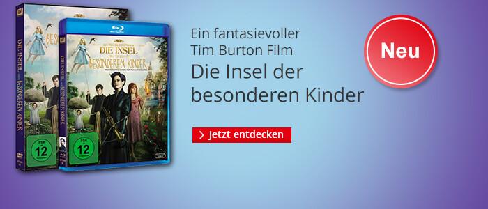 Die Insel der besonderen Kinder - jetzt auf DVD & Blu-ray
