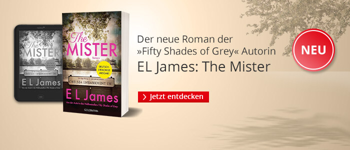 E.L. James: The Mister