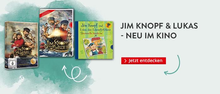 Jim Knopf und die Wilde 13 - neu im Kino