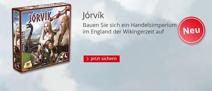 Jorvik - Bauen Sie sich ein Handelsimperium in der Wikingerzeit auf
