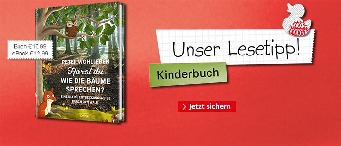 Unser Kinderbuchtipp im Oktober 2017