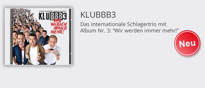 Klubbb3 - Wir werden immer mehr