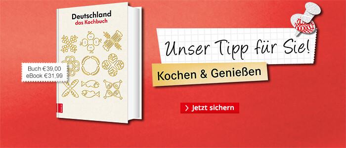 Unser Thementipp Kochen: Alfons Schuhbeck