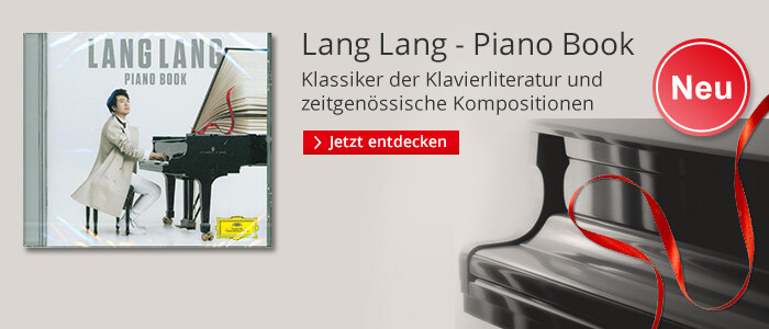 Lang Lang - Piano Book