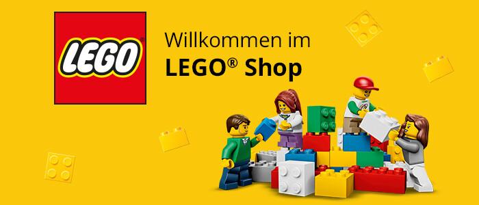 Willkommen im LEGO® Shop