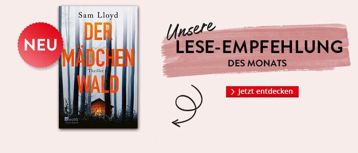 Unsere Lese-Empfehlung: Der Mädchenwald