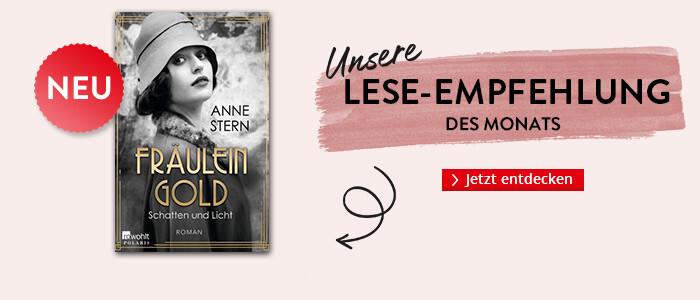 Anne Stern: Fräulein Gold