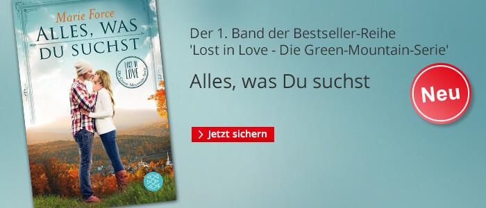 Lost in Love - die neue Serie von Marie Force