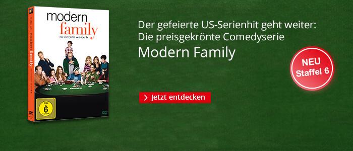 Modern Family Staffel 06 - jetzt auf DVD!