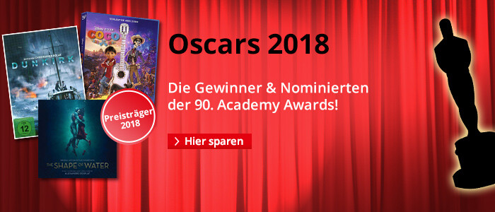 Die Oscars 2018