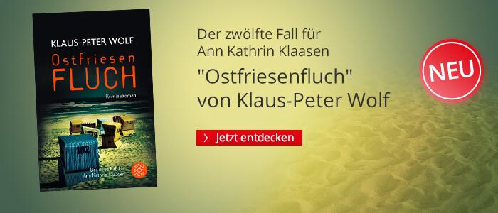 Ostfriesenfluch von Klaus-Peter Wolf bei Hugendubel