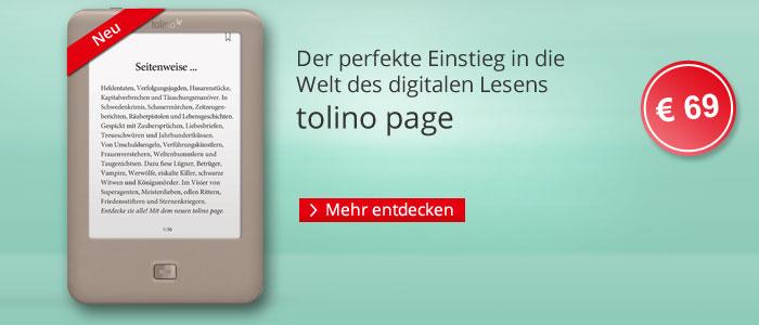 eReader tolino page für € 69