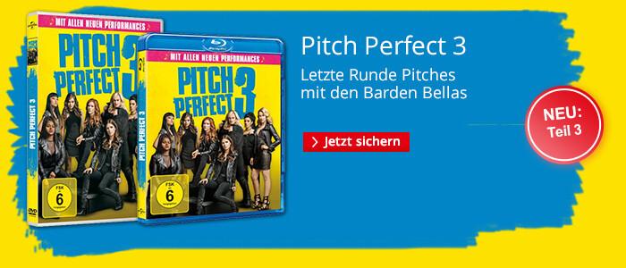 Pitch Perfect 3 - jetzt auf DVD & Blu-ray