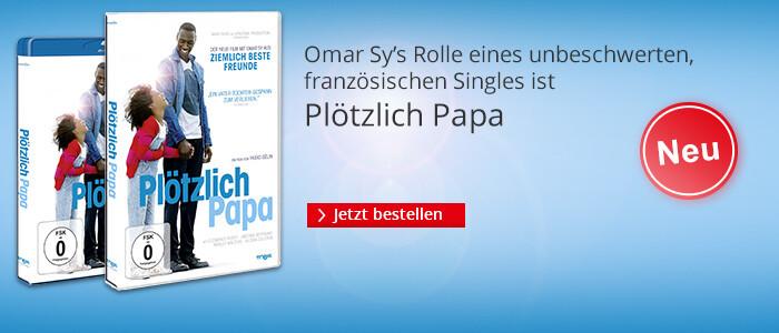 Plötzlich Papa - Die Komödie mit Omar Sy jetzt auf DVD & Blu-ray