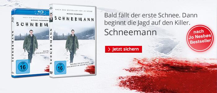 Schneemann - nach dem Bestseller von Jo Nesbø