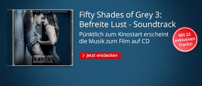 Fifty Shades of Grey: Befreite Lust - Soundtrack