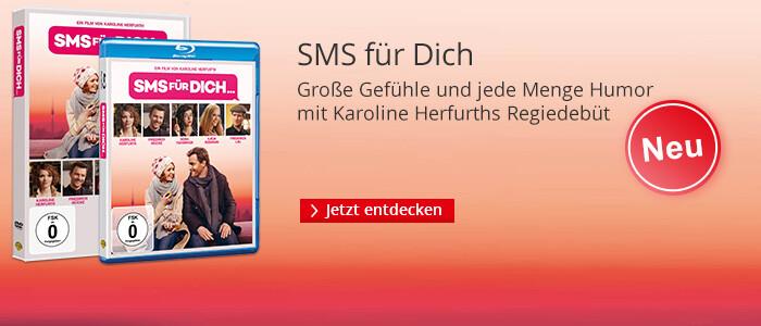 SMS für Dich - neu auf DVD & Blu-ray