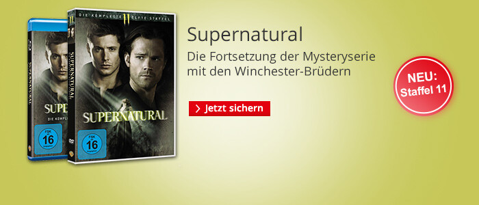 Supernatural Staffel 11