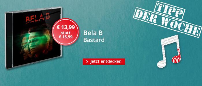 Tipp der Woche Musik: Bela B - Barstard