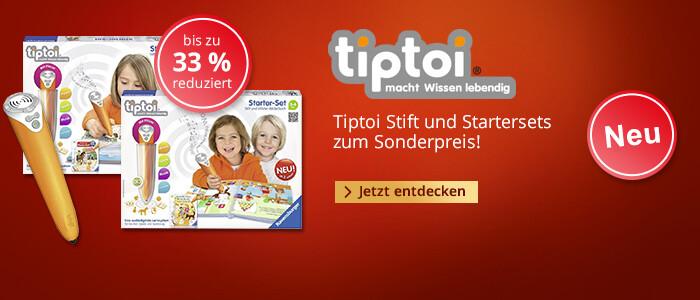 tiptoi Startersets - jetzt reduziert!