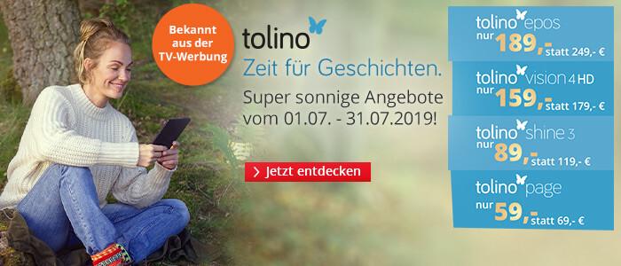 tolino - Zeit für Geschichten
