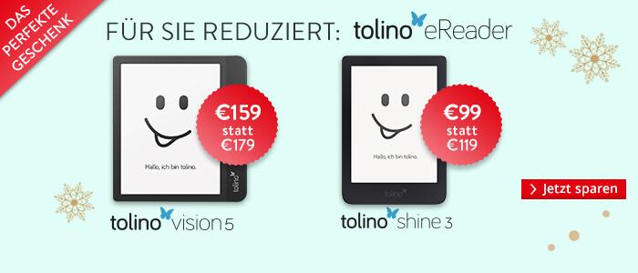 tolino - Lesefreude für die ganze Familie