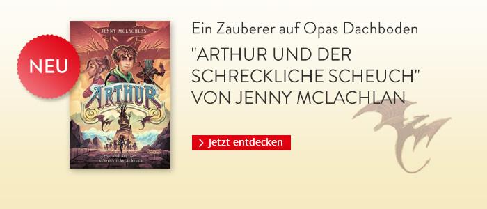 Arthur und der schreckliche Scheuch von Jenny McLachlan bei Hugendubel