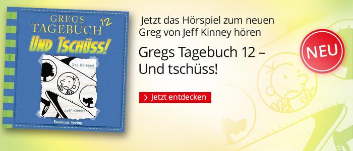 Gregs Tagebuch 12 - Und tschüss! von Jeff Kinney bei Hugendubel