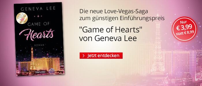 Game of Hearts von Geneva Lee zum Einführungspreis bei Hugendubel