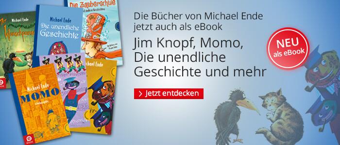 NEU: Die eBooks von Michael Ende bei Hugendubel
