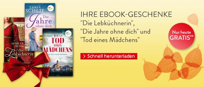 Ihre eBook-Geschenke bei Hugendubel: