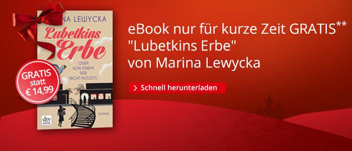 Lubetkins Erbe oder Von einem, der nicht auszog von Marina Lewycka bei Hubgendubel