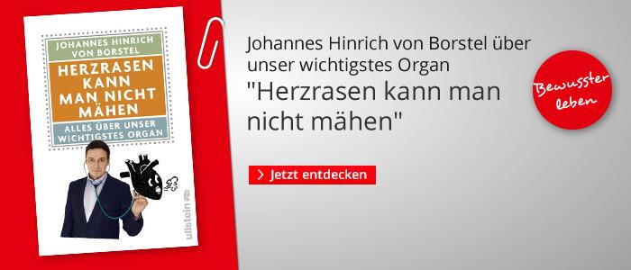 Tipp von Hugendubel.de: Johannes Hinrich von Borstel