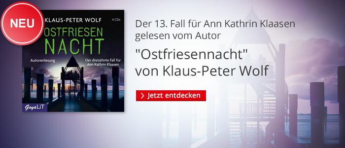 Ostfriesennacht von Klaus-Peter Wolf bei Hugendubel