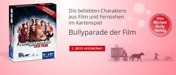 Bullparade der Film - Das Kartenspiel