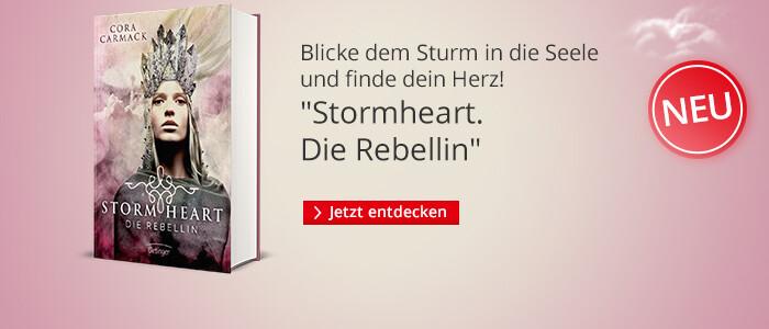 Cora Cormack: Stormheart 01 - Die Rebellin