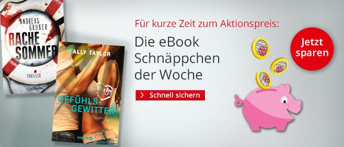 Die Schnäppchen der Woche bei Hugendubel.de